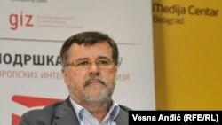 Cilj oslobađanje optuženih za ubistvo Ćuruvije: Veran Matić