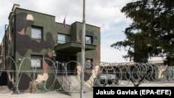 База «Нічних вовків» у Долній Крупі, Словаччина