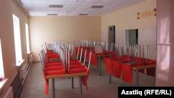 Столовая Казанбашской школы