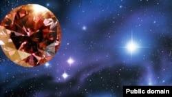 Göwher planetanyň suraty