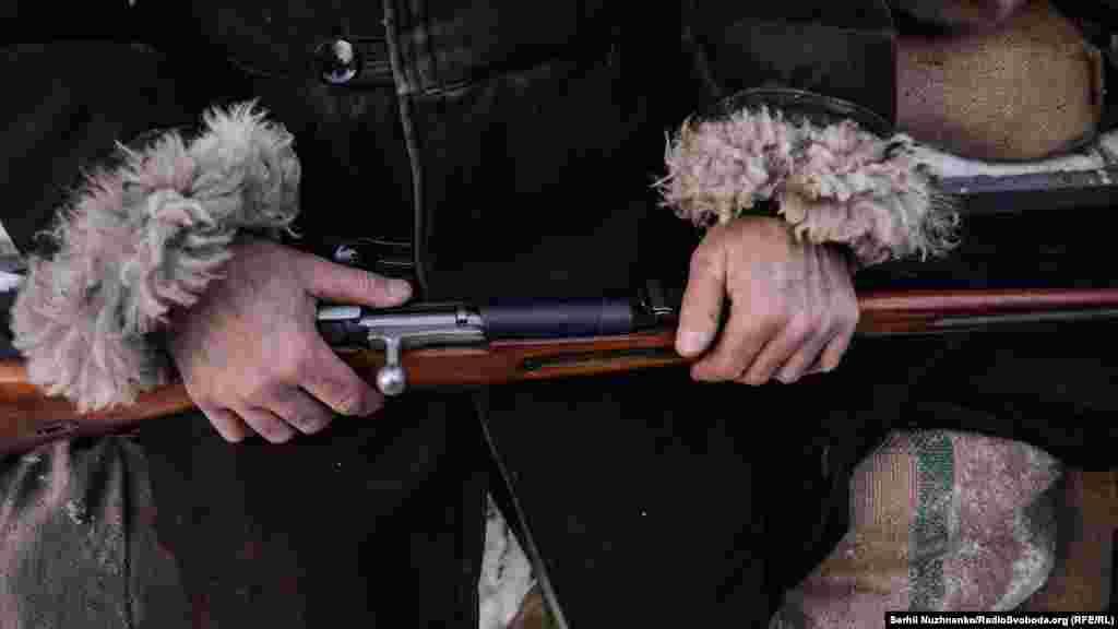 Гвинтівки «більшовиків»