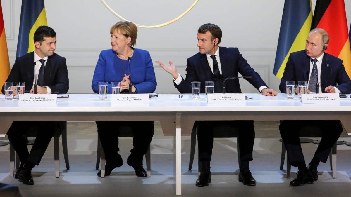 Франция и Германия оказались не в курсе о «консультативном совете» Ермака-Казака – пресса о Донбассе