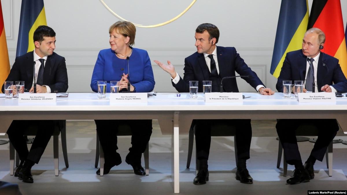 Путин лично принимал участие в переговорах по газу в Париже – Витренко