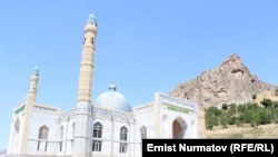 Новая мечеть в Оше