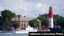 На снимке: Балтийск, Калининградская область