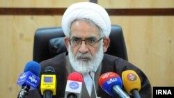 ریاست «کارگروه تعیین مصادیق محتوای مجرمانه» با دادستان کل ایران است