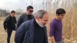Փաշինյանն անականկալ այց կատարեց Հայաստանի գյուղերից մեկը