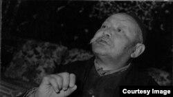 Улуу манасчы Саякбай Каралаев