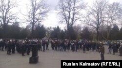 Митинг оппозиции. 14 марта.