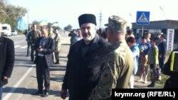Голова Меджлісу кримськотатарського народу, депутат Верховної Ради Рефат Чубаров