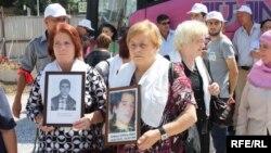 Porodice nestalih na Kosovu