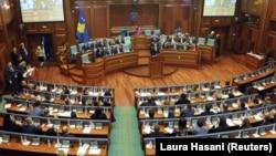 Parlamenti i Kosovës, ilustrim.