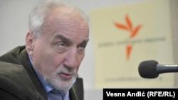 Vukčević: Znatno umanjen rad Tužilaštva