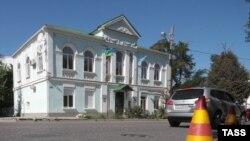 Будівля Меджлісу кримськотатарського народу