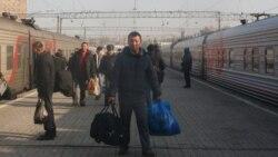 Жаштыгым сенде калды, Москва...
