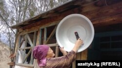 Одно из сел в Кыргызстане. Иллюстративное фото.