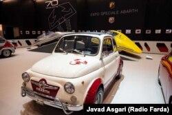 آبارت، شرکت خودروسازی ایتالیایی است، که در سال ۱۹۴۹ راهاندازی شد