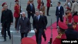Йенс Столтенберг прилетел, чтобы еще раз подчеркнуть: Грузия будет в НАТО