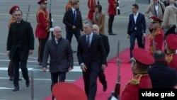 Йенс Столтенберг прибыл сегодняв Тбилиси