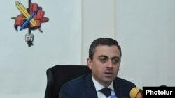 Представитель Верховного органа АРФД Ишхан Сагателян (архив)
