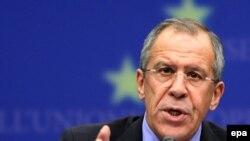 У Сергея Лаврова свое видение идеальных отношений с европейскими соседями и США.