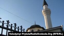 Головна мечеть Криму Кебір-джамі, Сімферополь