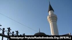 Главная мечеть Крыма Кебир-джами (архивное фото)