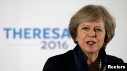 ترزا می در تماس با حسن روحانی گفته که بریتانیا تلاش میکند تا روابط بانکی با ایران تقویت شود.