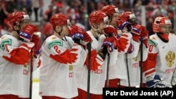 Russia actually lost the World Junior Ice Hockey Championships final even though many of their fans back home didn't know it.