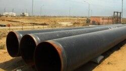 Türkmenistan Eýrana akdyrýan gazyny kesdi
