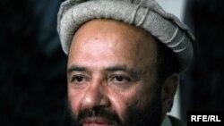 د افغانستان د اقتصاد وزیر ډاکټر عبدالهادي ارغندیوال
