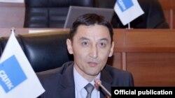 Нурбек Касымбеков.