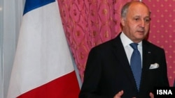 Ministri i jashtëm francez, Laurent Fabius - Arkiv