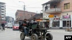 Pamje nga një pjesë e Bujanovcit