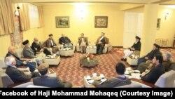 نشست سیاسیون برای حل بحران انتخابات و صلح