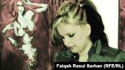 الفنانة العراقية الشابة زينه سليم