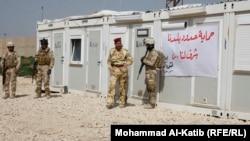 Ілюстраційне фото: блок-пости урядових військ, такі, як цей біля Мосула, не відвертають усього насильства. 9 лютого 2014 року
