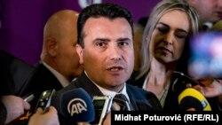 Premijer Sjeverne Makedonije Zoran Zaev
