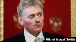 "Kremlin spokesman Dmitry Peskov: ""Many have questions for the BBC regarding its biased coverage of some events."""