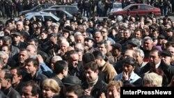 Определенных успехов организаторы акций общественного протеста уже добились