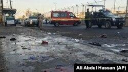 هنوز هیچ گروهی مسوولیت حملات روز دوشنبه را به عهده نگرفته است.