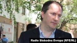 Градоначалникот на општина Центар, Андреј Жерновски