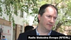 Macedonia- The new mayor of Skopje Centar Andrew Zernovski