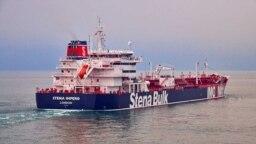 استِنا امپِرو، نفتکشی که ایران به توقیف آن اذعان کرده است.