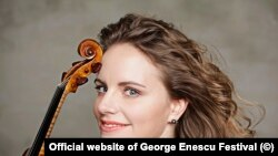 Romania, Bucharest, Enescu Festival, Julia Fisher
