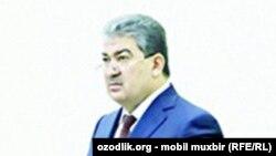 Ачилбай Раматов.