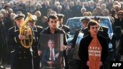 Киро Глигоров беше погребан денеска во Скопје.