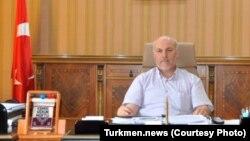 Turkish diplomat Kemal Uchkun