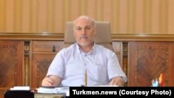 Кемаль Учкун работал в посольстве Турции в Ашхабаде с 2018 года