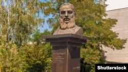 Погруддя Павлу Чубинському у Борисполі на Київщині